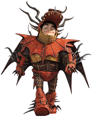 Snotlout S Dragon Scale Armor How To Train Your Dragon Wiki Fandom To equip the armor, long press on the screen, or right click. how to train your dragon wiki