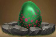 Garden Dragon Egg