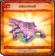 Slimeball card
