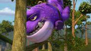 CC - Burple hitting a tree