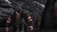 DOB - More Berserker guards at the island