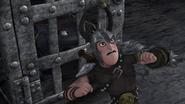 DOB - Dagur turns his head as he heard rumbling from the ground