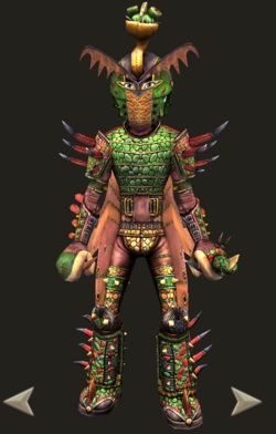 Click here to view more images from Tuffnut's Dragon Scale Armor.