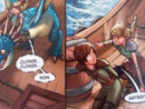 Gallery: Astrid and Hiccup's Relationship / Comics