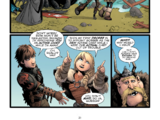 Gallery: Astrid and Hiccup's Relationship / Graphic Novels