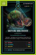 Level3 design skullcrusher