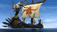 Savage's ship 5