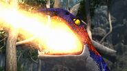 Dramillion fire