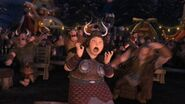 HTTYD Homecoming- The woman starts to scream