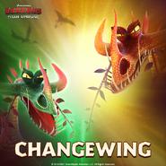 TU-Changewing Ranking Run Ad
