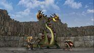 Dragon Training Lesson 4-The Hideous Zippleback 19