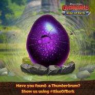Thunderdrum Egg Hatching