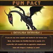 SOD-Fun Fact Devilish Dervish