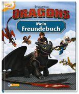 DreamWorks Dragons Mein Freundebuch