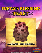 ROB-Freya's Blessing Feast 2020