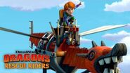 Robot Dragon Madness DRAGONS RESCUE RIDERS