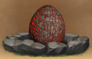 Magmadon Egg