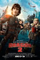 HTTYD2 Theatrical Poster
