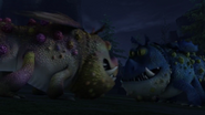 2 Grockles fight