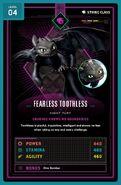 Level4 design toothless