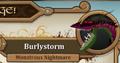 Burlystorm Icon