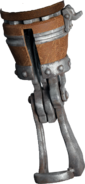 Hiccup's HTTYD2 Prosthetic Leg
