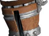 Hiccup's Prosthetic Leg