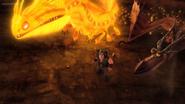 Snotlout's Fireworm Queen 297