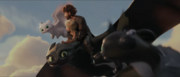 Hiccup, Nuffink Toothless, and Nightlights.png