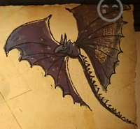 Fishlegs dragon 1