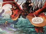Gallery: Hookfang (Franchise) / Graphic Novels
