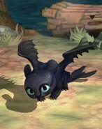 TU-Toothless-Hatchling