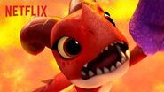Lifted from the Lava 🔥 Dragons Rescue Riders Netflix Jr
