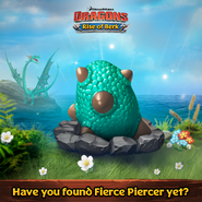 ROB-Fierce Piercer Egg Ad