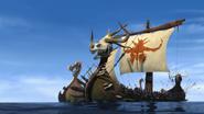 Savage's ship 1