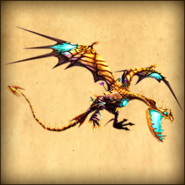 Titan Wing Sword Stealer