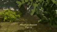 Heather Report Part 2 title card