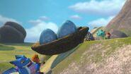 SH - Finngard having fallen into the nest