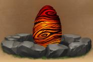 Pyre-Flier Egg