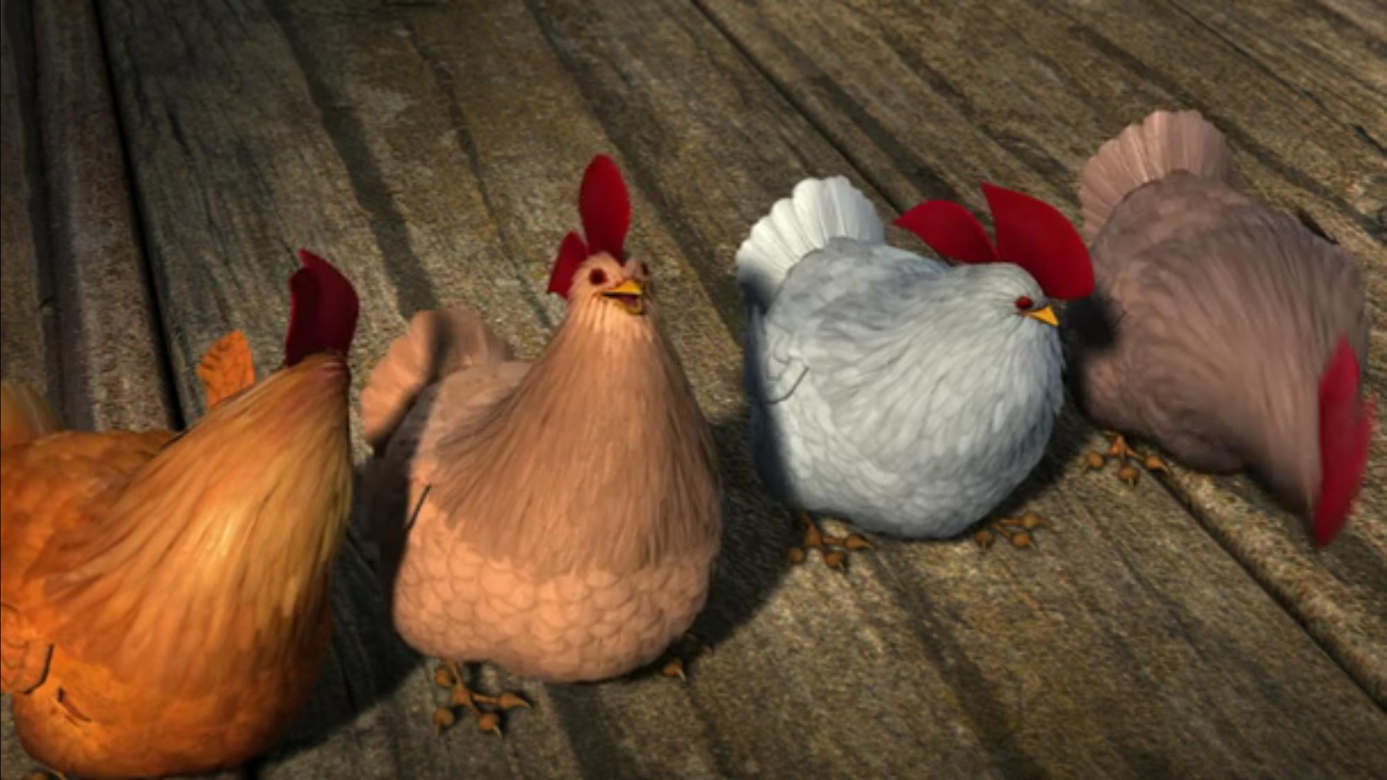 Chicken (Franchise)