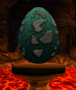 Armorwing hatch egg