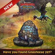 ROB-Gnasteeze Egg Ad