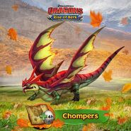 Chompers Promo