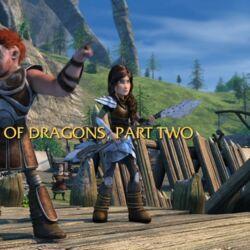 Rey de los Dragones, Segunda Parte