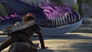 Hiccup meets with Earsplitter.png