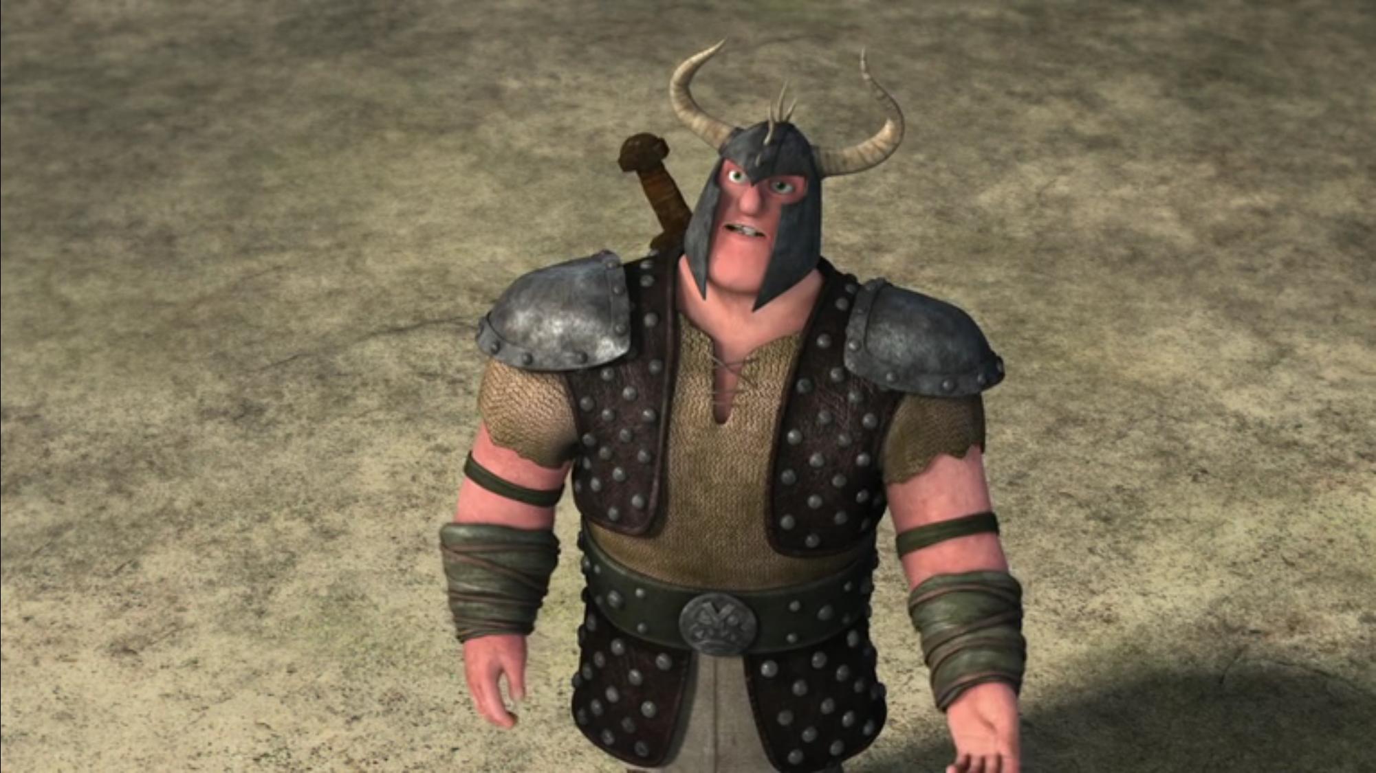 Berserker Guard