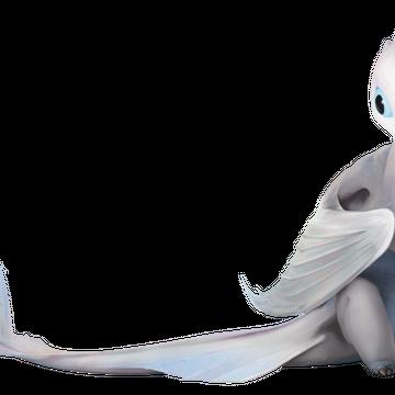 Light Fury How To Train Your Dragon Wiki Fandom