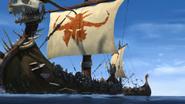 Savage's ship 8