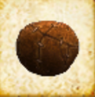 Leather Ball Icon
