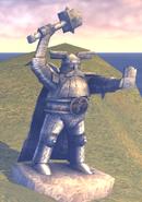Thor Statue SoD